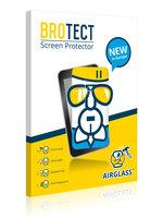 BROTECT® AirGlass® Premium Panzerglasfolie Klar für BQ Aquaris E4.5 Ubuntu Edition
