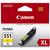 Canon CLI-551Y XL, XL-Tintentank Gelb