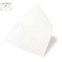 Produktfoto: Kuvert B6, uni, FSC Mix Credit