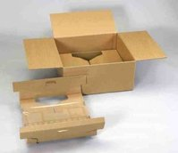 Fixierverpackung 300 x 200 x 70 mm