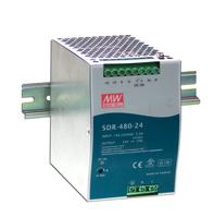 MEAN WELL Stromversorgung alimentatore per computer 480 W Metallico