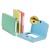 OAZ P/10 POCH VELCRO D5CM BL 100330177