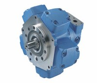 Bosch Rexroth MR300D-N1N1N1N1N Radial Piston Hydraulic Motor