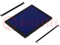 Display: LCD; grafisch; STN Negative; 320x240; blauw; LED; PIN:48