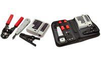 LogiLink Netzwerk-Werkzeug-Set, in schwarzer Tasche (11111769)