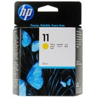 HP (11) C4838AE - ink. náplň žlutá, DJ 2200/2250C originál