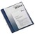 DURABLE Sachet 10 Pochettes adhésives Pocketfix A4 en polypropylène - Transparent