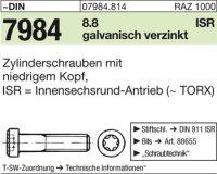 DIN7984 M6 x 25|mm