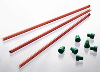 2.95 ± 0.03mm NMR tubes diameter 3 and 5 mm borosilicate glass 3.3 with UV protection Int. diam. 2.36 ± 0.03 mm Length 1