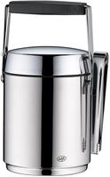 alfi Isolier-Eisgefäß 257 Edelstahl Mit Automatikverschluss - Inklusive