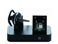 PRO 9470Dual Mic (Noise Blackout)For desk and mobile phone Wireless headsets
