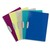 DURABLE Chemise de présentation Swingclip à clip pivotant forme ellipse - 1 à 30 feuilles A4 - Assortis