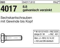 ISO4017 M42x220