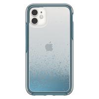 OtterBox Symmetry Clear Apple iPhone 11 We'll Call Blue - Transparant/blue - beschermhoesje - beschermhoesje