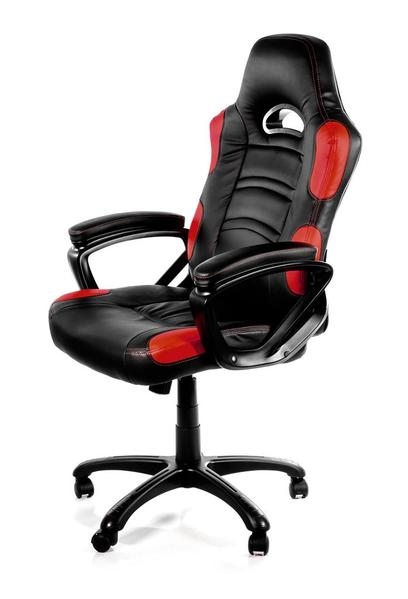 Arozzi Enzo Gaming Chair - Red - ENZO-RD