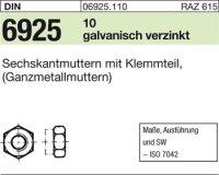 Sechskantmuttern M16