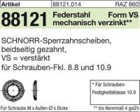 SCHNORR-Sperrzahnsch. VS6x10x1
