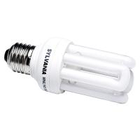 Minilynx E27 Kompaktleuchtstofflampe, 15W, 2700K