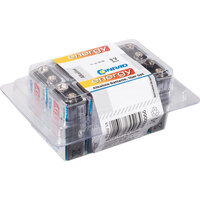 Conrad Energy 650900 Alkaline 9V Battery (Pack of 10)