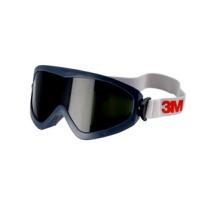 3M 2895S ochranné okuliare Čierna, Modrá, Šedá Polykarbonát