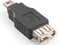 Zebra RDUYS08220007 kabeladapter/verloopstukje mini USB USB Zwart