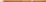 Bleistift 11 17 Härtegrad: B, Schaftfarbe: natur