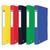 ELBA Boîte de classement EUROFOLIO carte lustrée, dos 2,5 cm, fermeture élastique, 24x32 cm, assortis