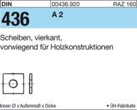 DIN436 30x90x6