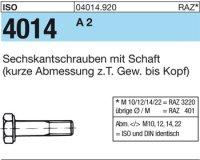 ISO4014 M12x75