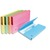 EXACOMPTA Paquet de 50 chemises à poche Nature Future, en carte jura 220g, assortis pastel