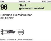 Holzschrauben 2,5x20