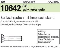 ISO10642 M12x25