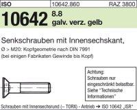 ISO10642 M6x10