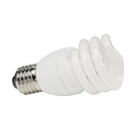 Philips Kompaktleuchtstofflampe E27 Energiesparleuchtmittel, 15W, Spiralform, 2700K