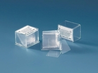24mm Haemacytometer cover glasses borosilicate glass Width 24 mm Thickness 0.4 mm