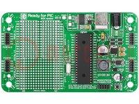 Dev.készlet: Microchip PIC; Család: PIC18