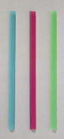 Durable Spine Bars A4, 6mm Green