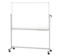 Whitebord kantelbaar MAULstandaard, 100 x 150 cm