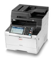 OKI A4 Multifunktionsdrucker MC573dn Bild1