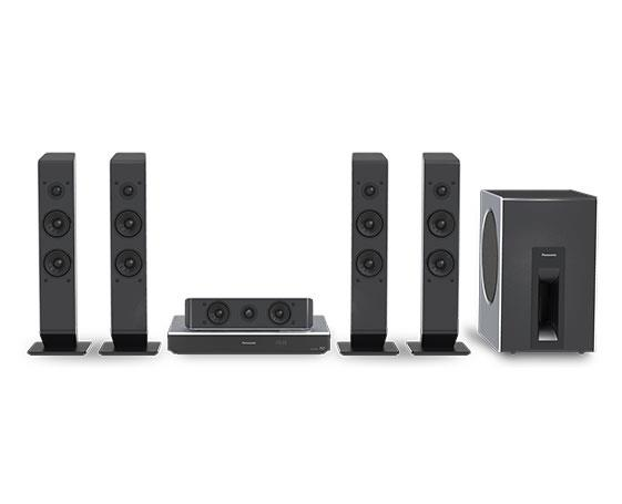 SC-BTT505EGS HOME THEATER PANASONIC - SC-BTT505EGS