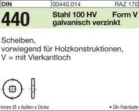 DIN440 V22x72x6