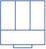Accessoires pour casiers à tiroirs pour petites pièces