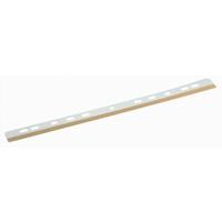 DURABLE Sachet 50 Attaches adhésives Filefix A4 - perforation universelle - l25 x H295 mm