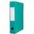 ELBA Boîte de classement EUROFOLIO carte lustrée, dos 6 cm, fermeture élastique, 24x32 cm, coloris vert