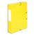 5 ETOILES Bo�te de classement � �lastique en carte lustr�e 7/10, 600g. Dos 60mm. Coloris jaune.