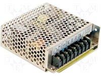 Tápegység: impulzusos; modul; 50W; 5VDC; 99x97x36mm; 15VDC; -15VDC