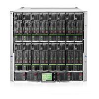 Hewlett Packard Enterprise BLc7000 Rack Zwart, Grijs 2400 W
