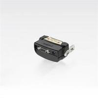 Zebra Cable Adapter Module Zwart
