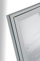 Legamaster Schaukasten ECONOMY Whiteboard für den Innenbereich, 6x DIN A4