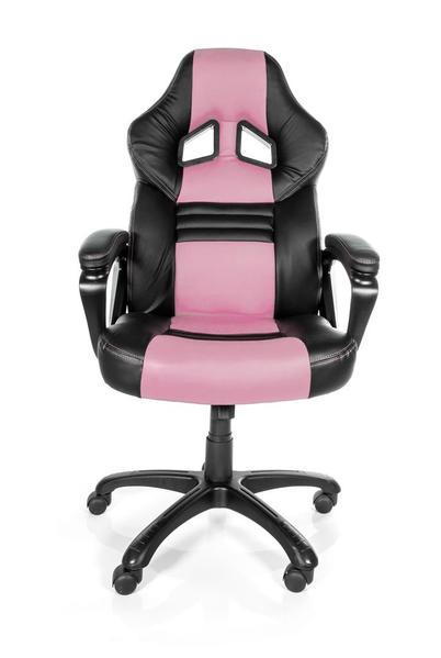 Arozzi Monza Gaming Chair - Pink - MONZA-PK